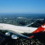 Qantas Boeing 747-400 fleet to get improved IFE and seats