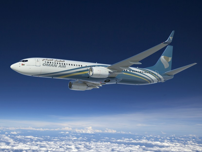 Oman Air add five Boeing 737-900ER aircraft to current airliner orders