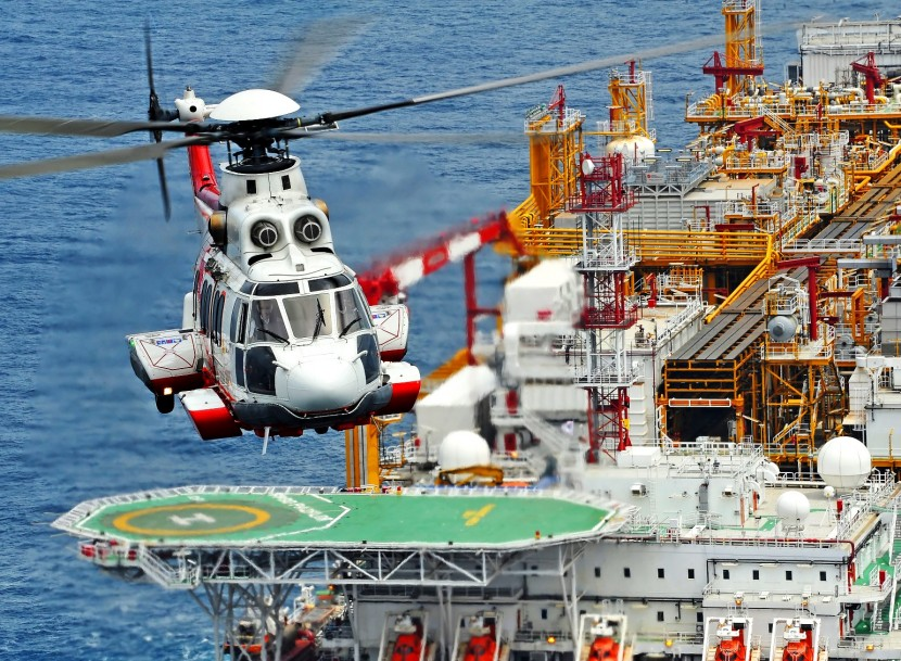 SonAir Eurocopter EC225 helicopters back flying after fleet suspended
