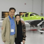 Cessna celebrates first international delivery of TTx aircraft