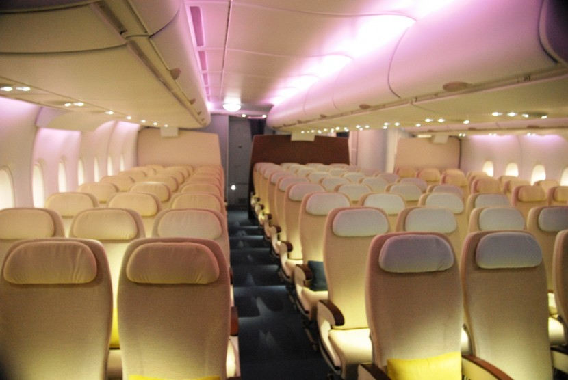 Airbus set economy seat standard for airlines #AirbusComfort