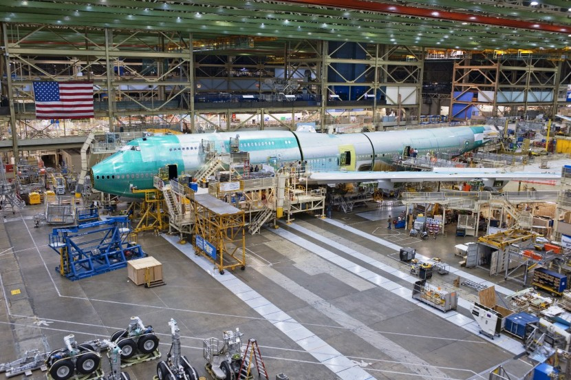 Production slows for Boeing 747-8 as demand drops for jumbo