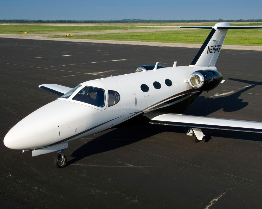 Cessna Citation Mustang Business Jet
