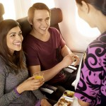 Air New Zealand Boeing 787-9 Economy Cabin Seats