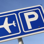 Airport pre-book parking system - AeroParker