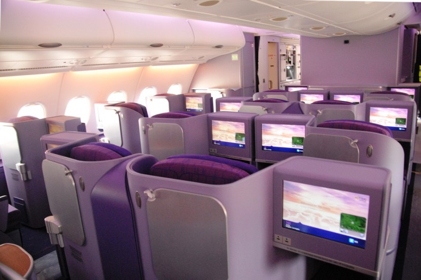 Behind the scenes at Airbus with the latest Thai Airways A380