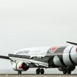 Qantas 737-800 Indigenous Flying Art