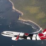 The Mendoowoorrji Indigenous Flying Art 737