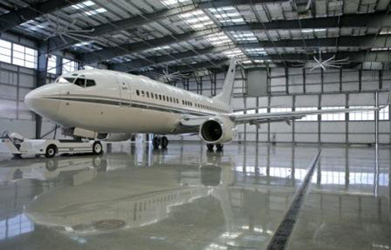 How to make sure your aircraft hangar is secure