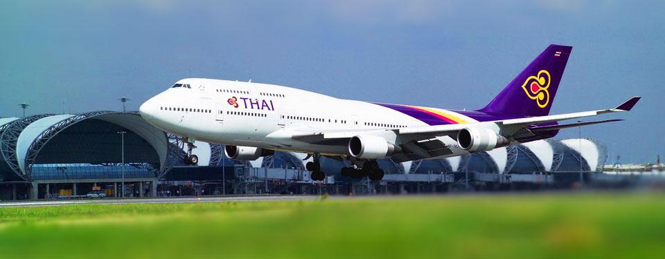 thai airways fly