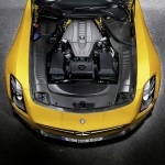 2014MY SLS AMG Black Series engine