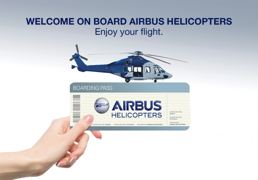 Eurocopter lands as Airbus Helicopters takes off