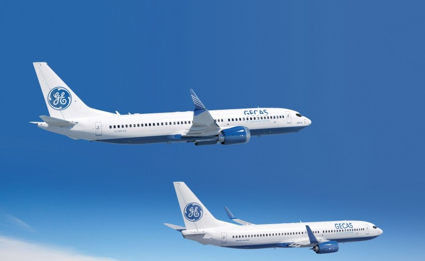 GECAS place $4 billion order for 40 Boeing 737 MAX and 737-800 aircraft