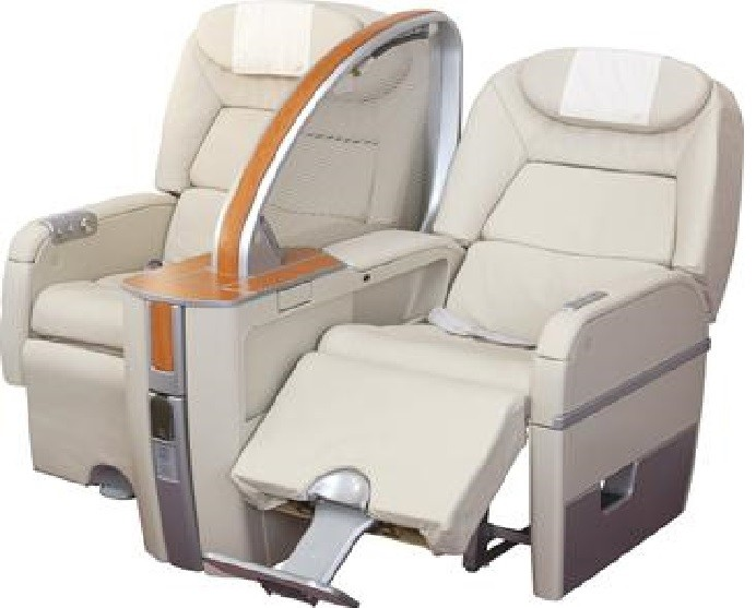 Cabin Upgrades - JAL New First Class Seats