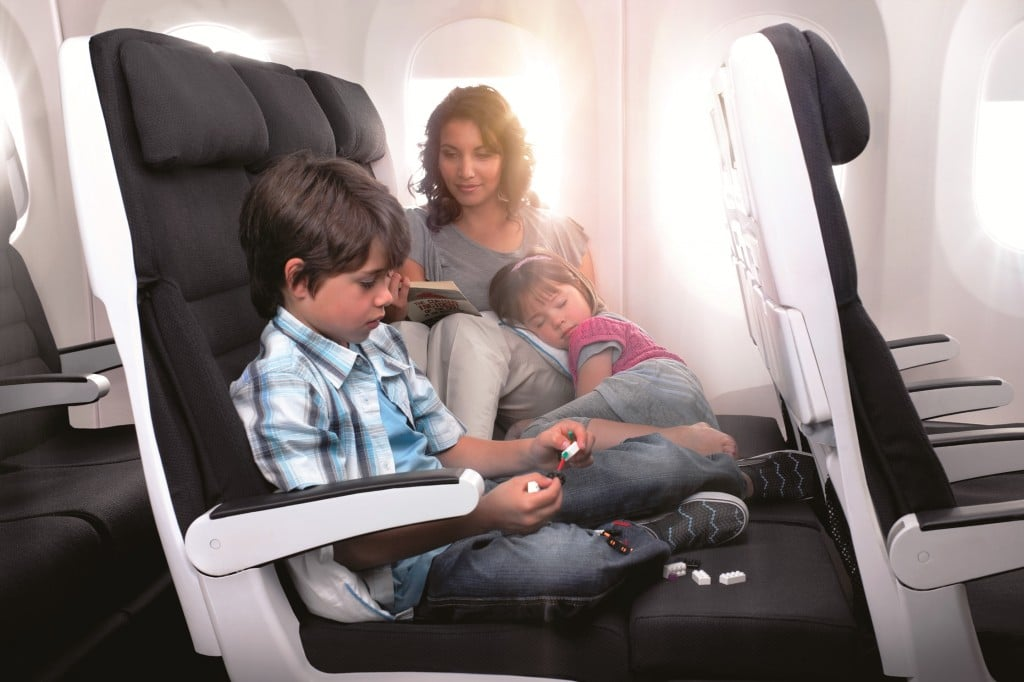 Skycouch for China Airlines
