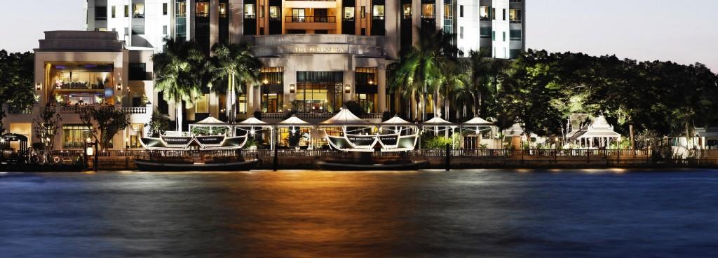 The Peninsula Bangkok Hotel River Front