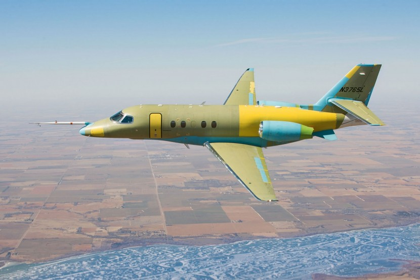 Cessna Citation Latitude prototype flies closer to certification