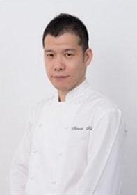 JAL Restaurant in the Sky Chef Shinichi Sato