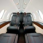 Cessna Alpine Edition Citation CJ2+ business jet cabin
