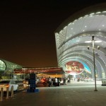 Lights out at Dubai Airport for Earth Hour