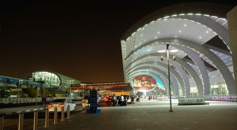 It's lights out at Dubai Airport for Earth Hour