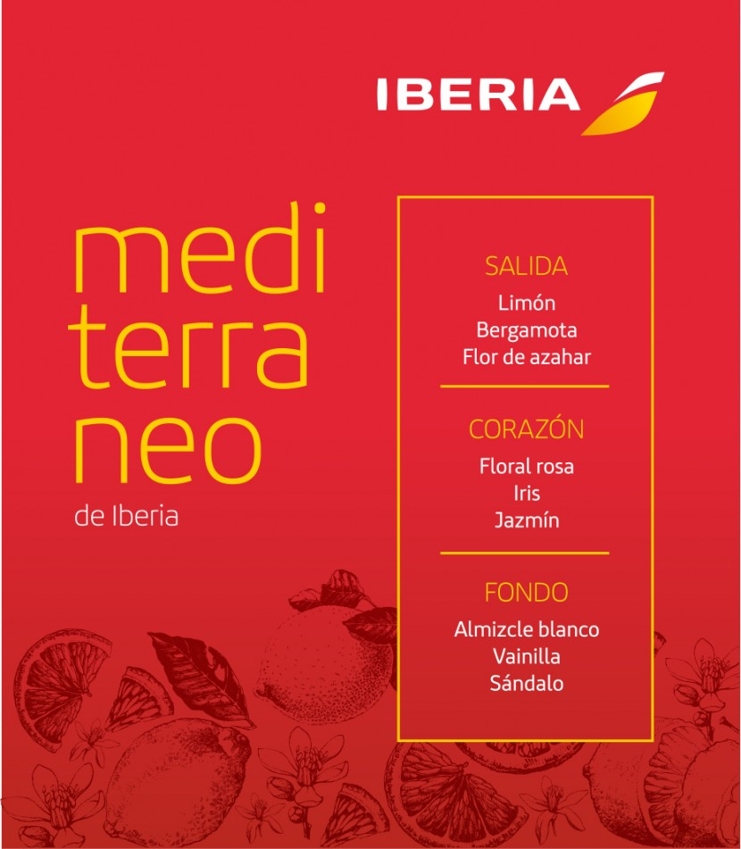 Every wondered what an airline smells like? Well now you can with scent of Iberia!