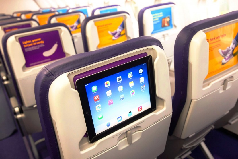 Monarch to offer seat back tablet holders but will they take off?