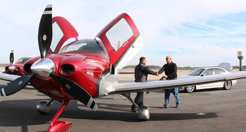 Ascension Air launches Fractional Ownership option for the Cirrus SR22T aircraft