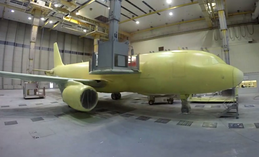 How to paint an Airbus A320