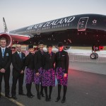 Air New Zealand take delivery of first Boeing 787-9