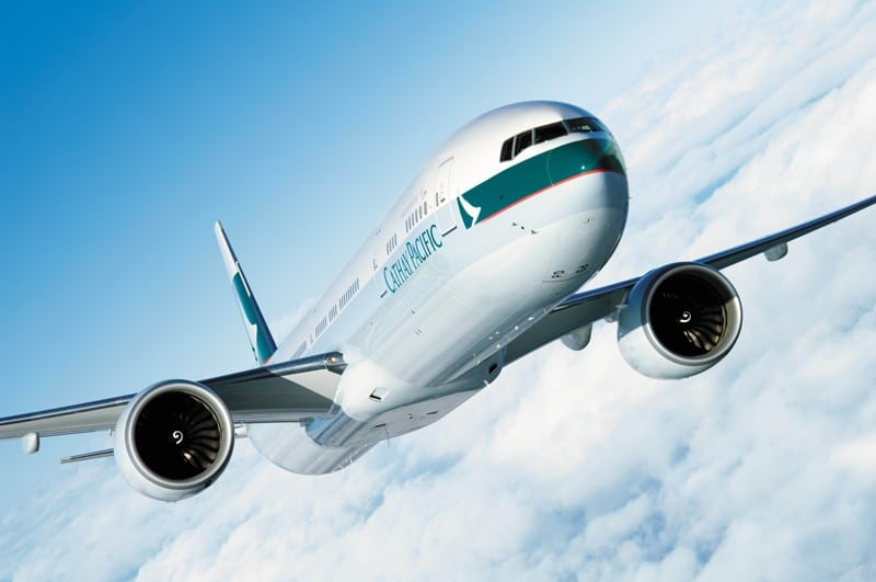 Cathay Pacific rolls out eEnabled aircraft across its fleet