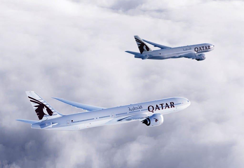 Qatar Airwasy order Boeing 777-9X