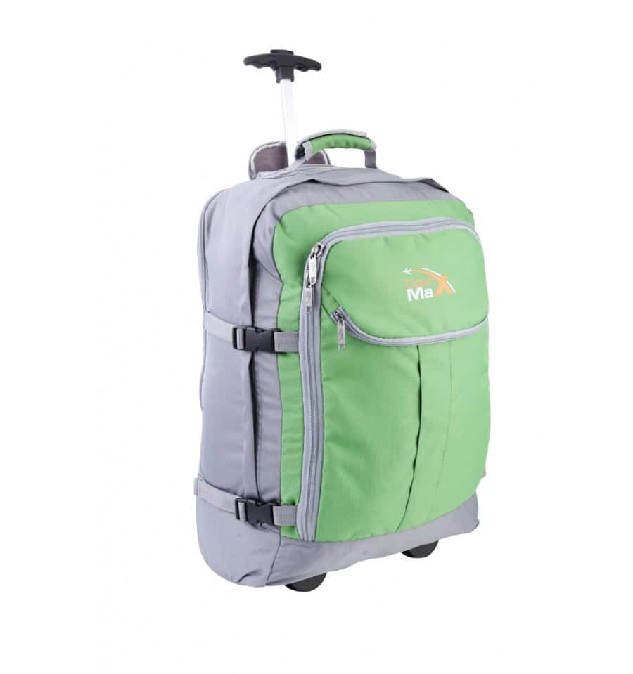 Rucksack and trolley hand luggage ideal for any flight