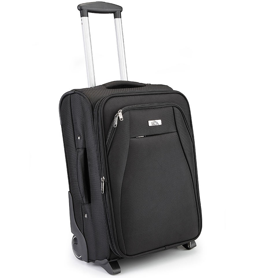 Expandable executive trolley hand luggage - the ideal suitcase for flying