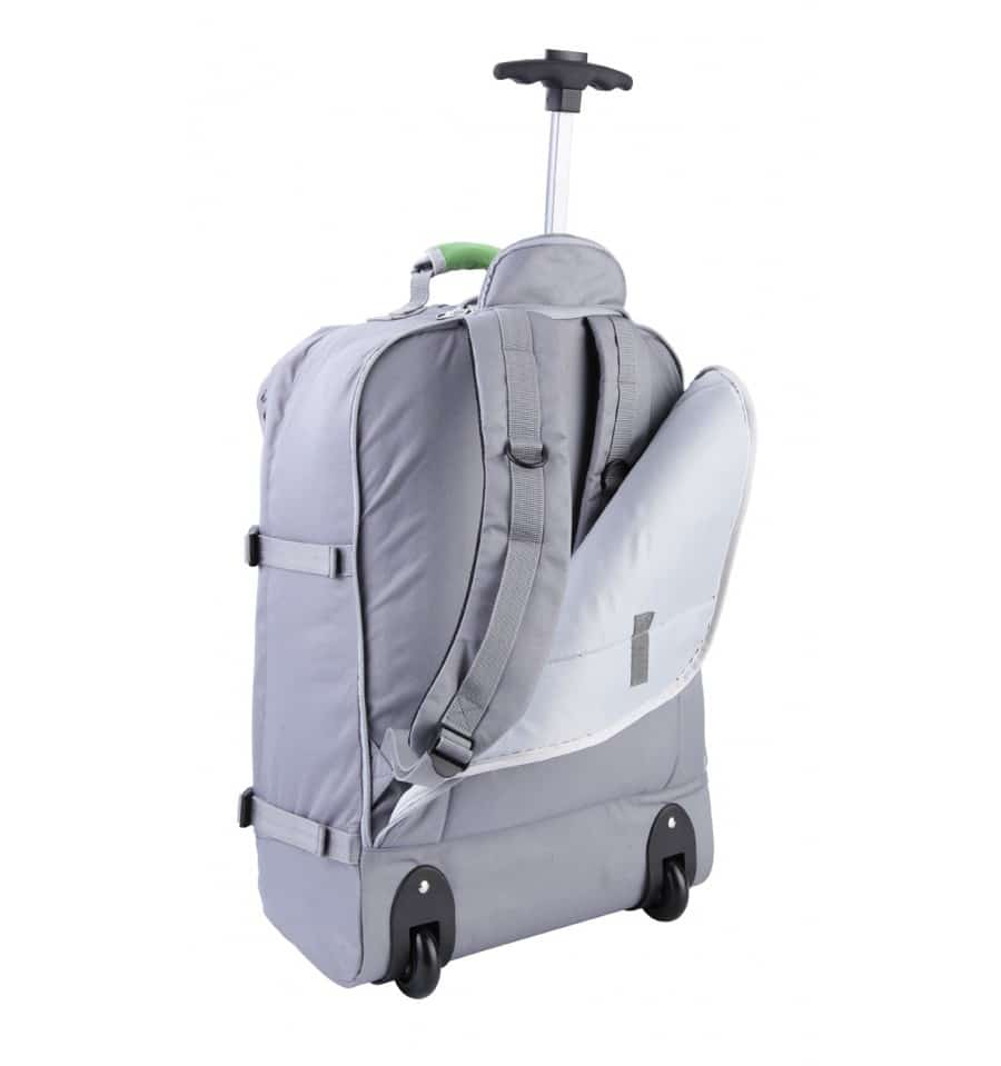 backpack trolley hand luggage backpacks. Black Bedroom Furniture Sets. Home Design Ideas