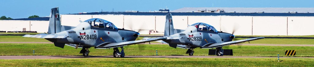 Beechcraft delivers T-6C+ trainers to Mexican Navy