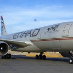 Etihad Airways change flights between Abu Dhabi and Johannesburg - Etihad A330-200
