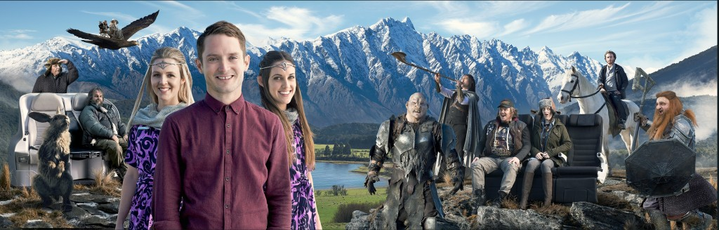 Air New Zealand - The Most Epic Safety Video Ever Made #airnzhobbit