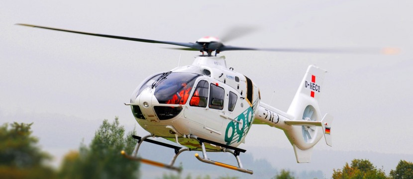 China gets its first Airbus Helicopters EC135 Air Ambulance