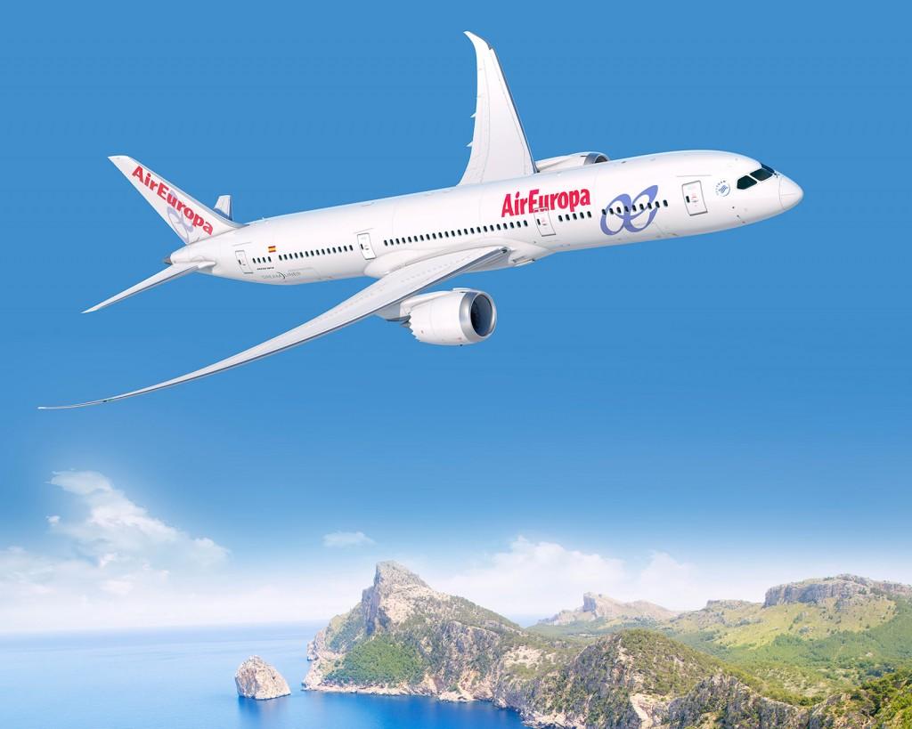 Air Europa Order  14 Boeing 787-9 Dreamliners