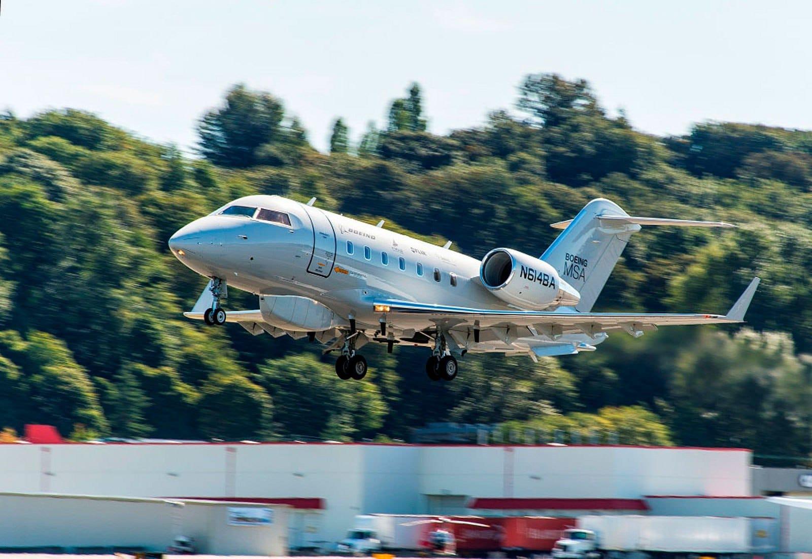 Boeing Maritime Surveillance Aircraft