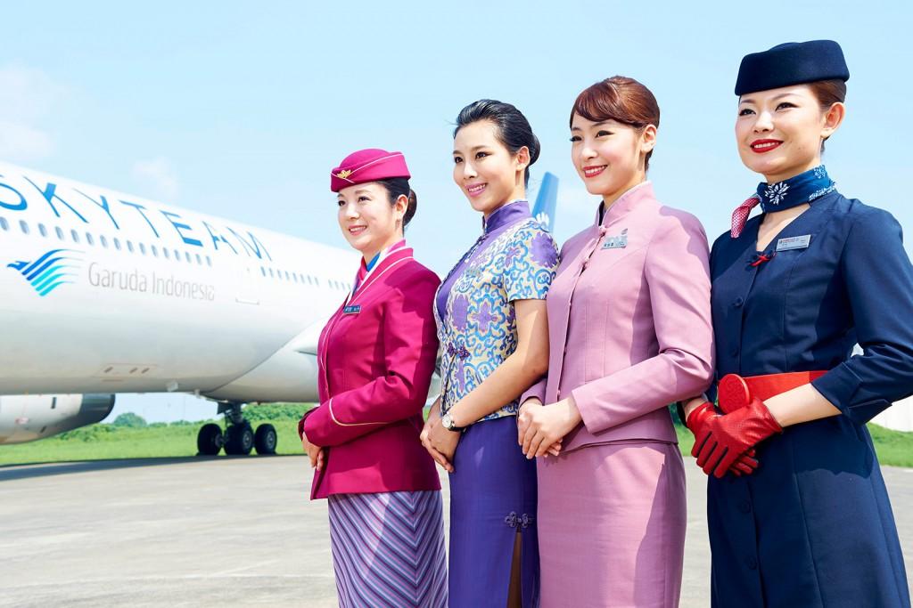 Greater China SkyTeam members