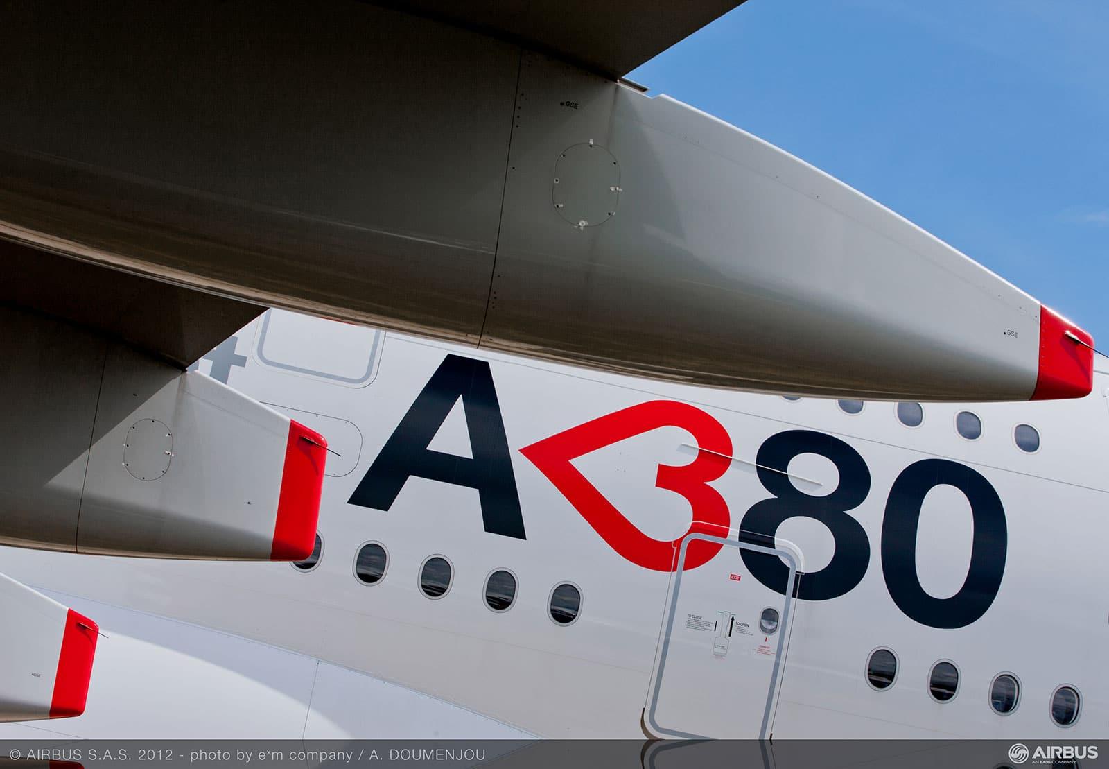 A380 love campaign