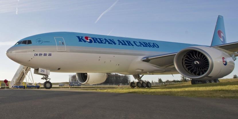 Korean Air Orders Five Boeing 777 Freighters