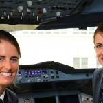 Want to be a British Airways pilot? Then apply to British Airways #avgeeks #dreamjob #pilots #women