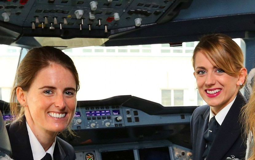 Want to be a pilot? Then apply to be a British Airways pilot