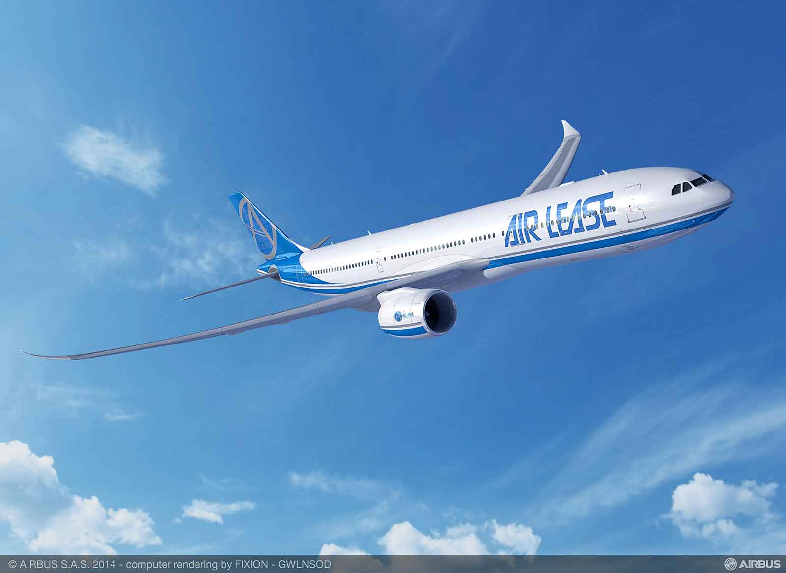 ALC order 25 Airbus A330-900neo