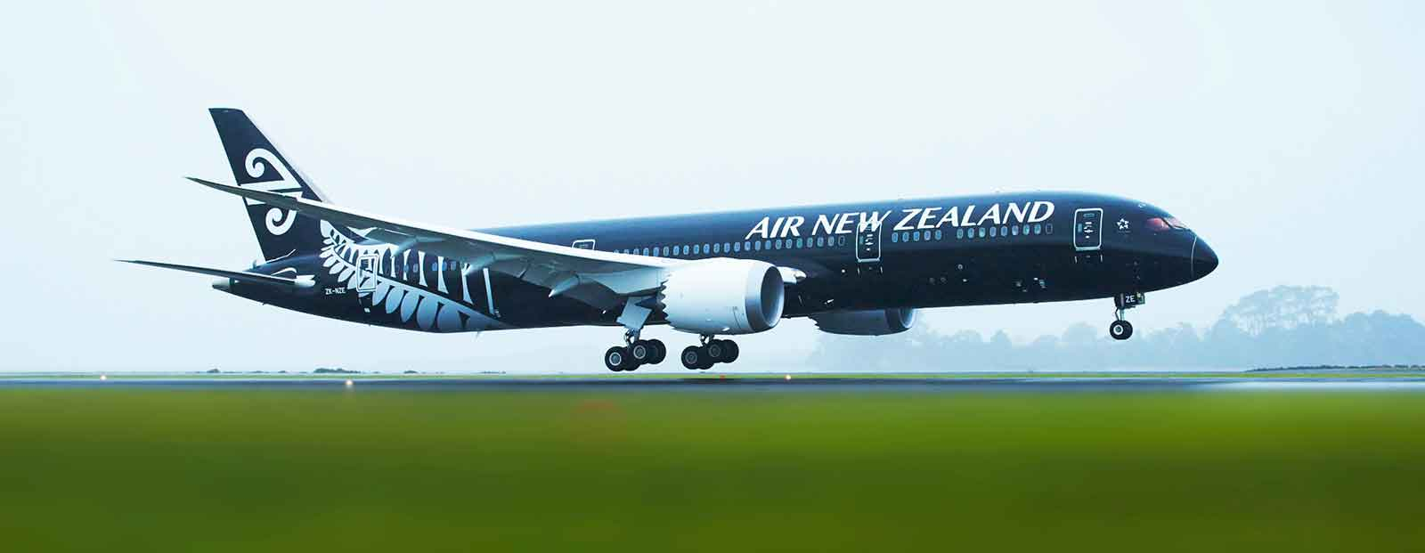 Proposed Alliance unveiled by Air New Zealand and Air China - Shanghai-Auckland codeshare flights will use 787-9 Dreamliner