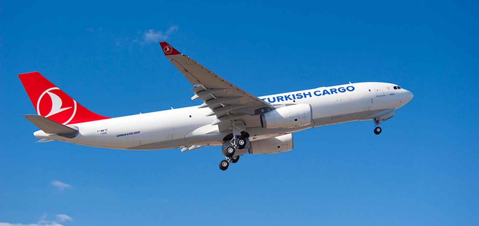 A330 Freighter - Turkish Airlines orders four additional Airbus A330-200 Freighters