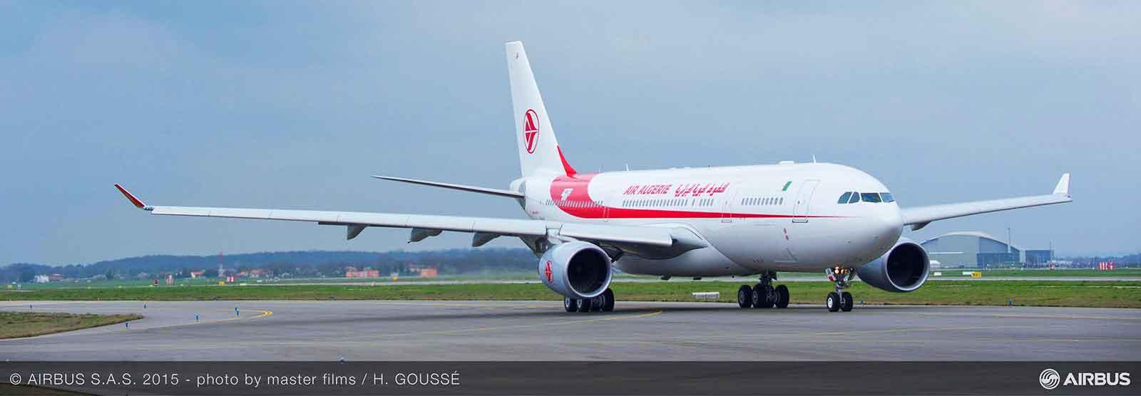 The latest A330-200 for Air Algerie